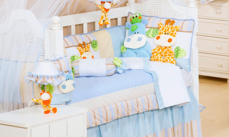 kit-berco-girafinha-malhada-azul