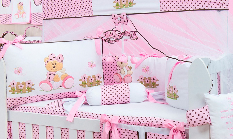 kit-berco-ursa-baby-rosa-rosa
