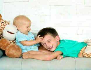 quarto dividido entre irmãos