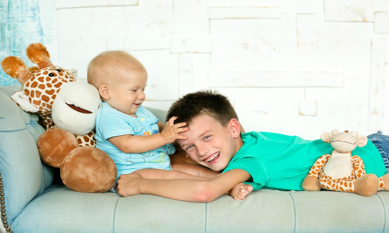 Veja Como Decorar O Quarto Do Beb Com O Do Irm O Mais Velho ~ Quarto De Bebe E Irmão Mais Velho