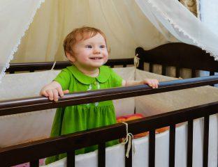 kit berço é seguro para o bebê