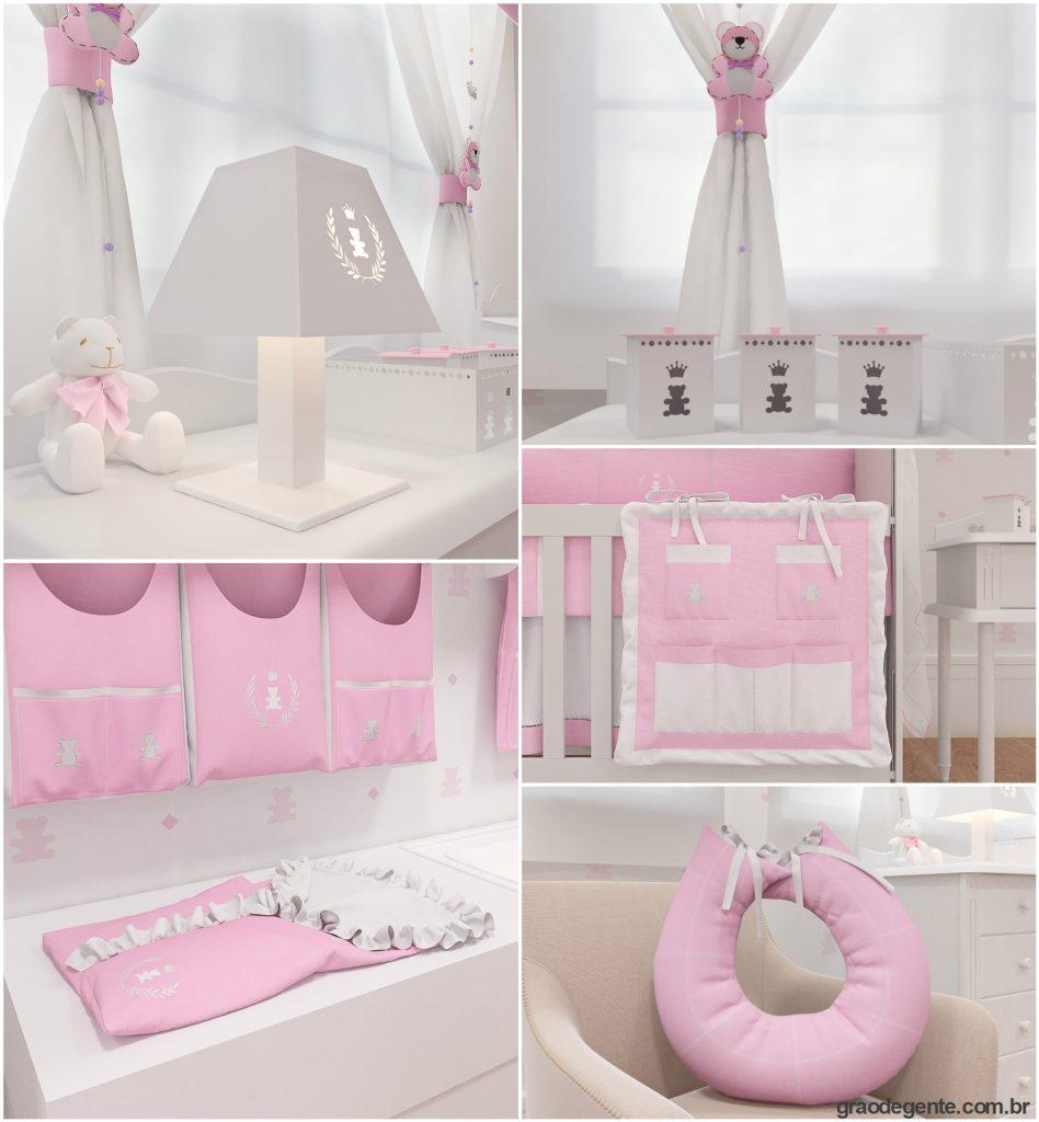 quarto de bebe realeza