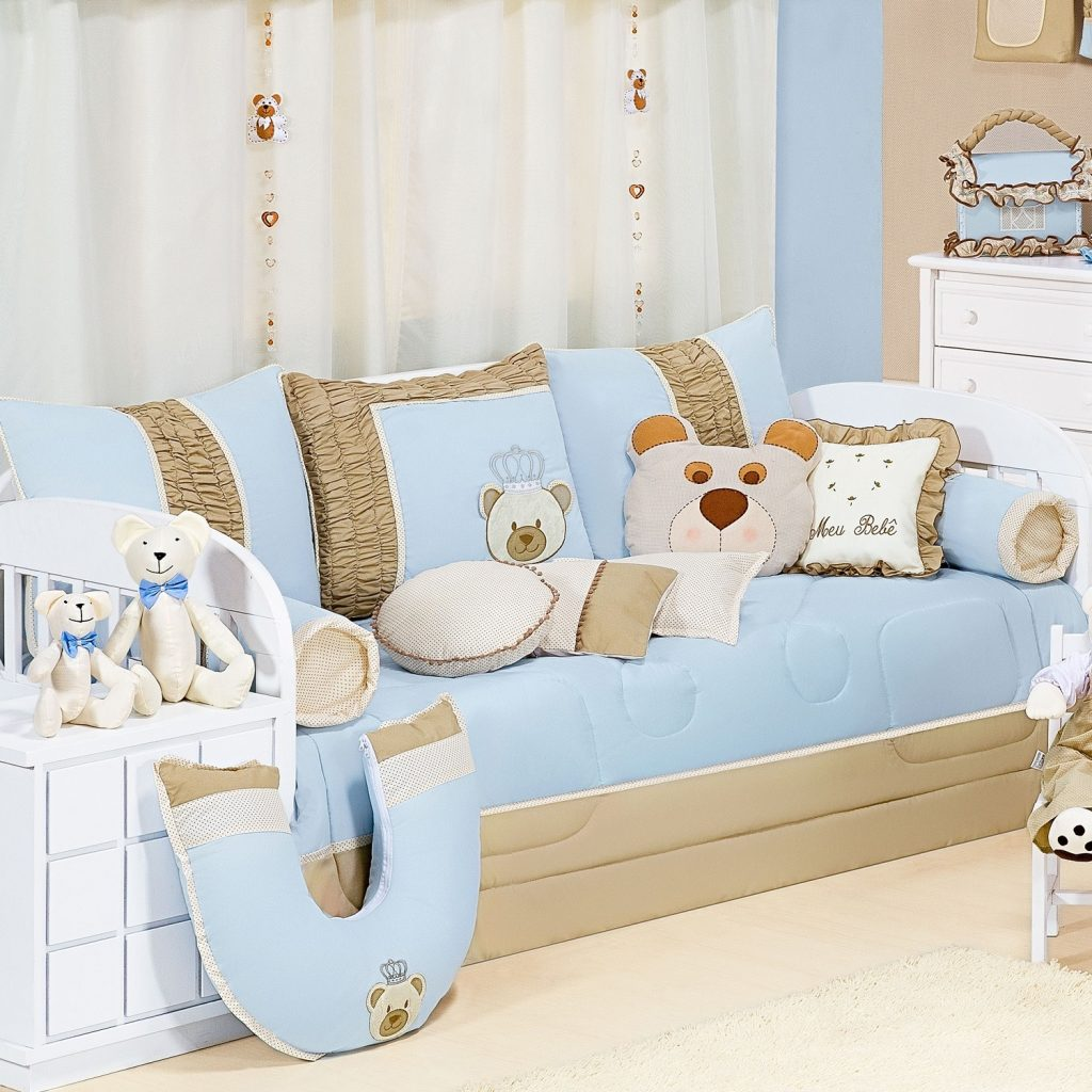 kit cama babá Nino