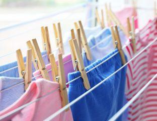 lavar kit berço