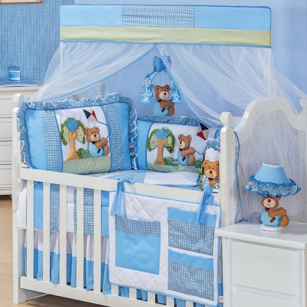 Kit Berço Ursinhos Baby