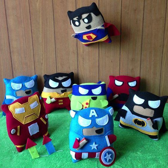 almofadas-super-herois
