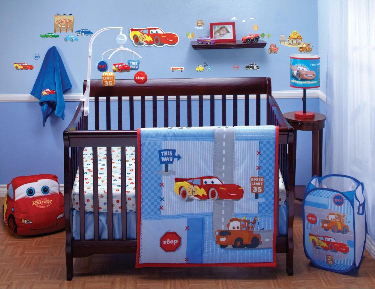 Inspira o do dia o divertido kit ber o de carrinhos kit ber o de 3000 modelos de kits - Thema baby boy kamer ...
