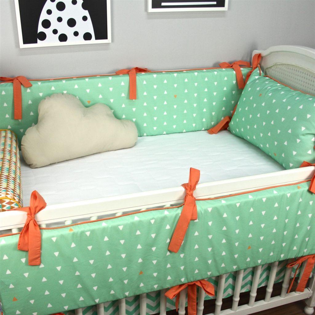 quarto de bebê unissex