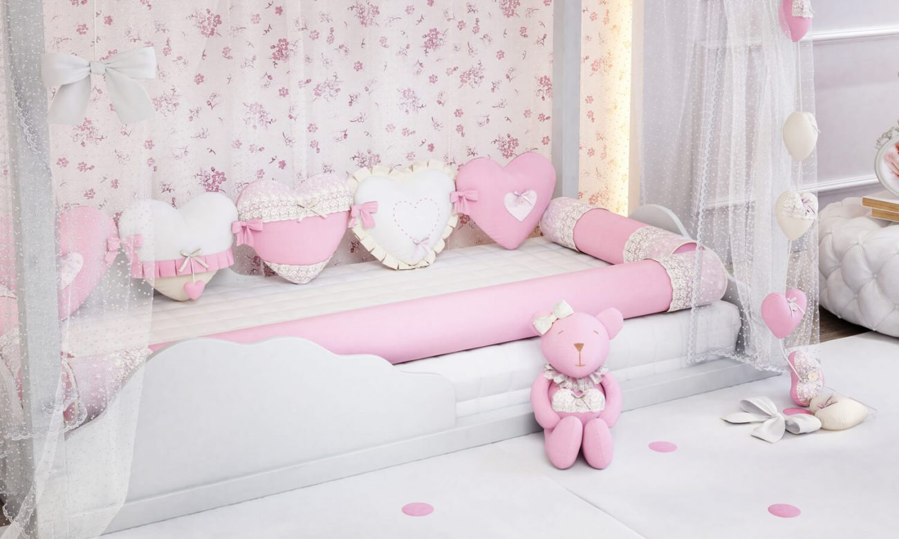 kit montessoriano rosa