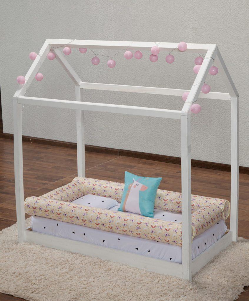 quarto de bebê unicórnio