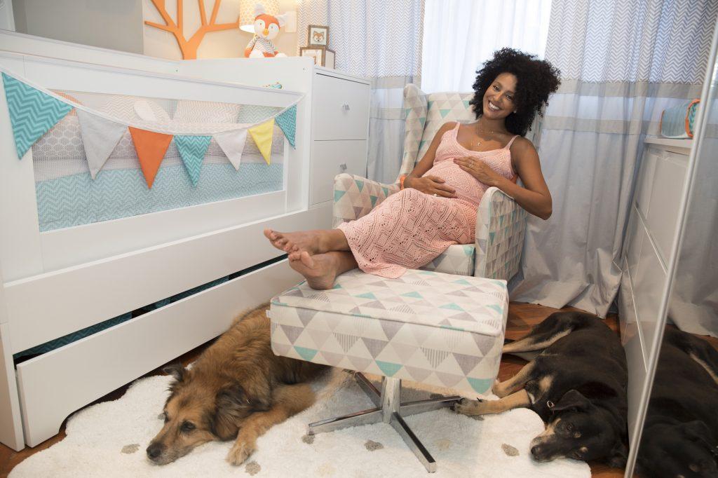 quartos de bebê das famosas