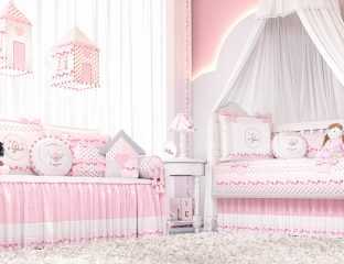 como fazer umn quarto de bebê patchwork?