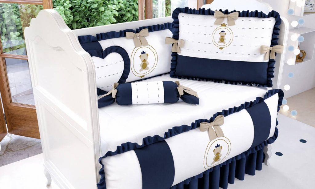 quarto de bebê príncipe